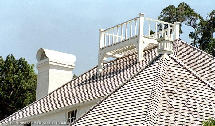 Observation Deck Widows Walk House Deck Deck