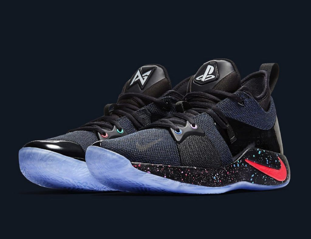 san francisco 56a50 97587 Nike PG2 PlayStation Shoes | Pins on the Go From Gadget Flow ...
