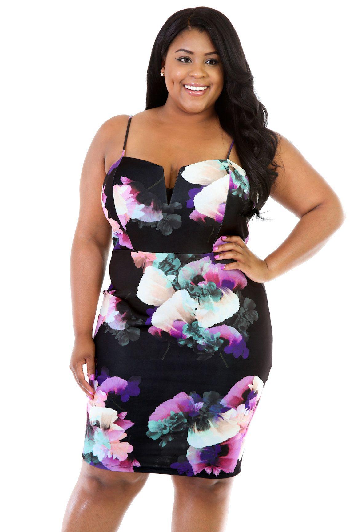 ba078fd2df0bd Fancy Floral Dress B Fashion