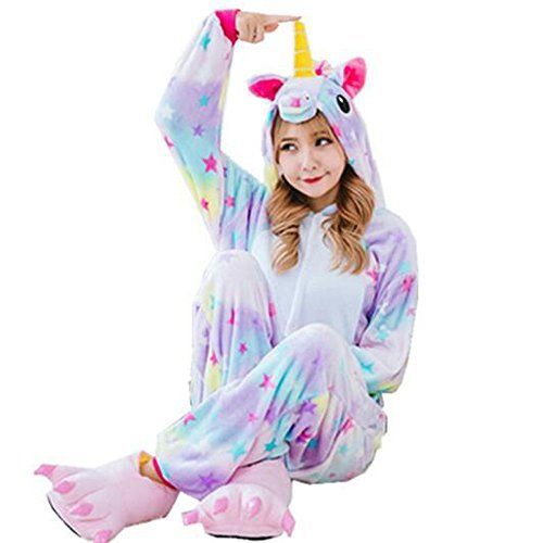 78936a83d4bf Meme Space Nyan Cat Rainbow Tail Costume Hooded Kigurumi One Piece Pajama
