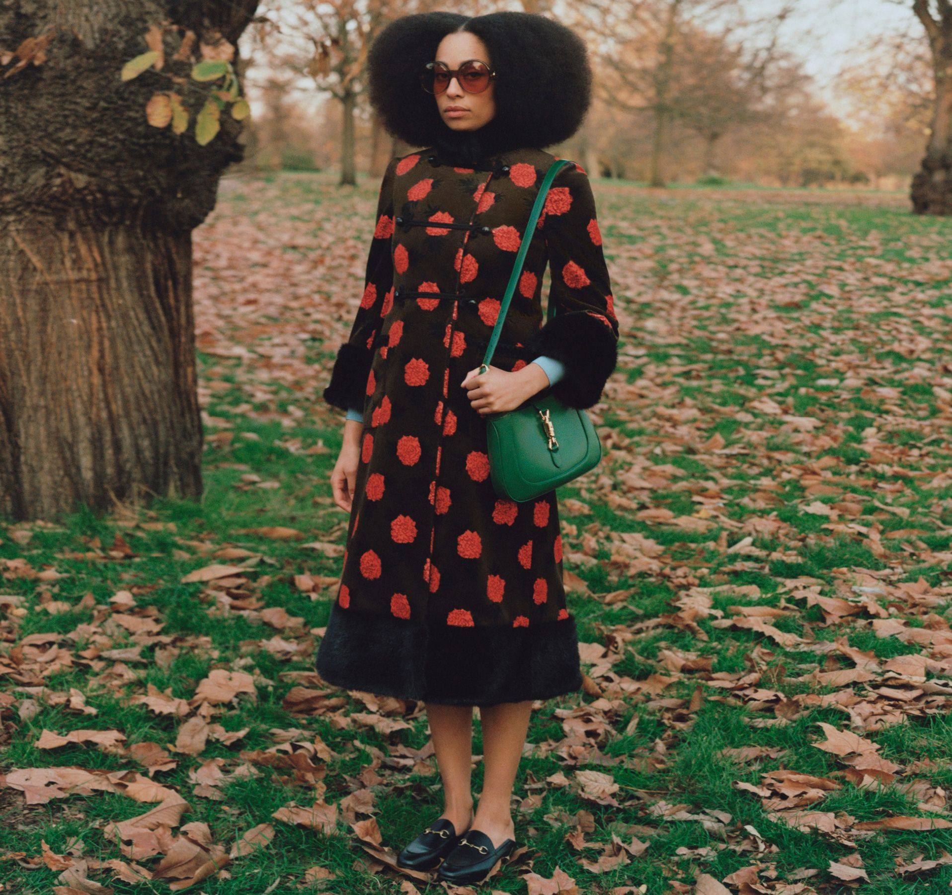 Gucci 'Winter In The Park' Spring 2021 Ad Campaign