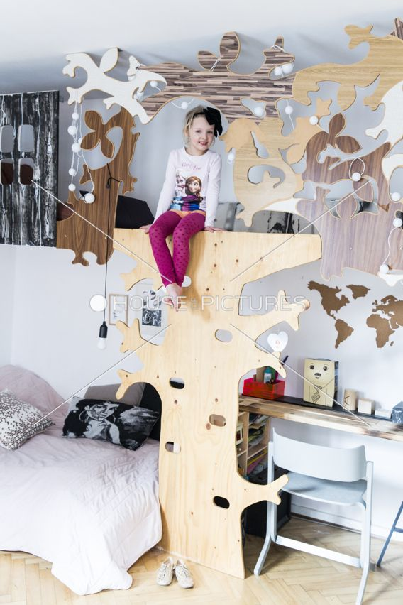 Speelboom House of pictures LOfT BeDS Pinterest House, Kids