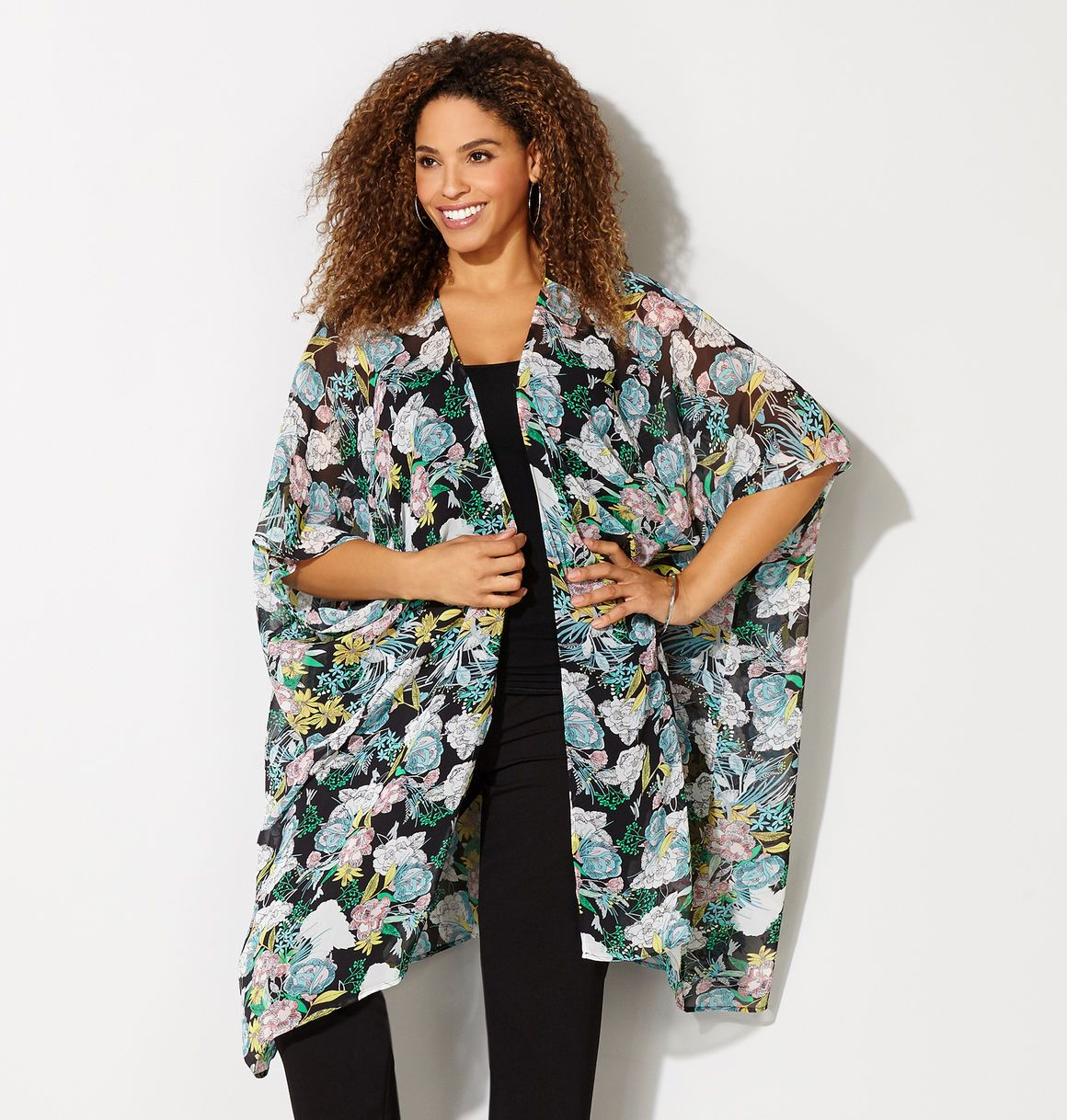 Shop lightweight, cozy cardigans for spring like the plus size ...