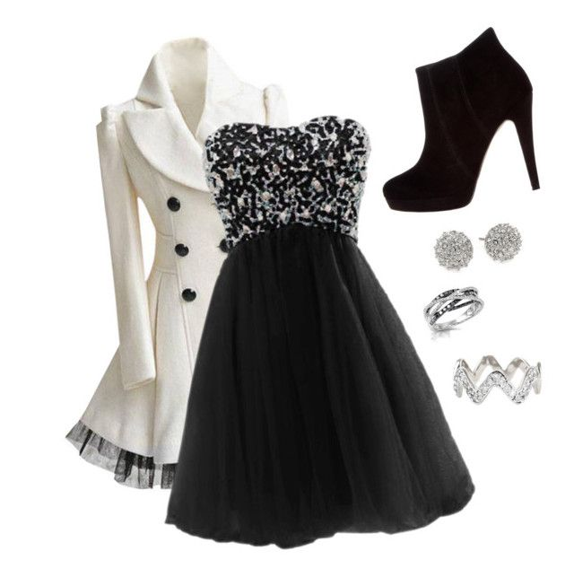 Untitled #420 by bands-and-and-anime on Polyvore featuring Bonbons, ADORNIA and Kate Spade
