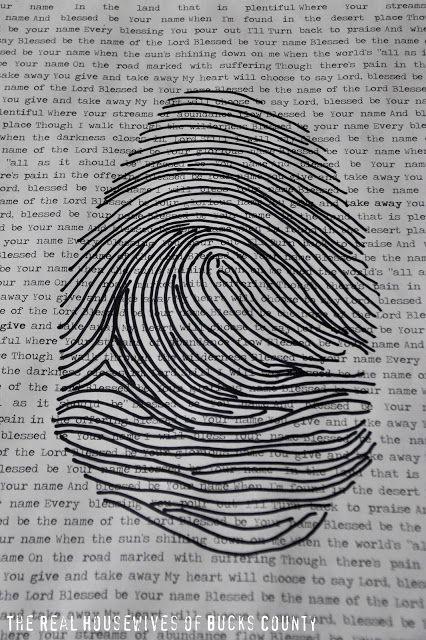 Fingerprint Artwork Meaningful Art Meaningful Artwork Fingerprint Artwork Meaningful Art