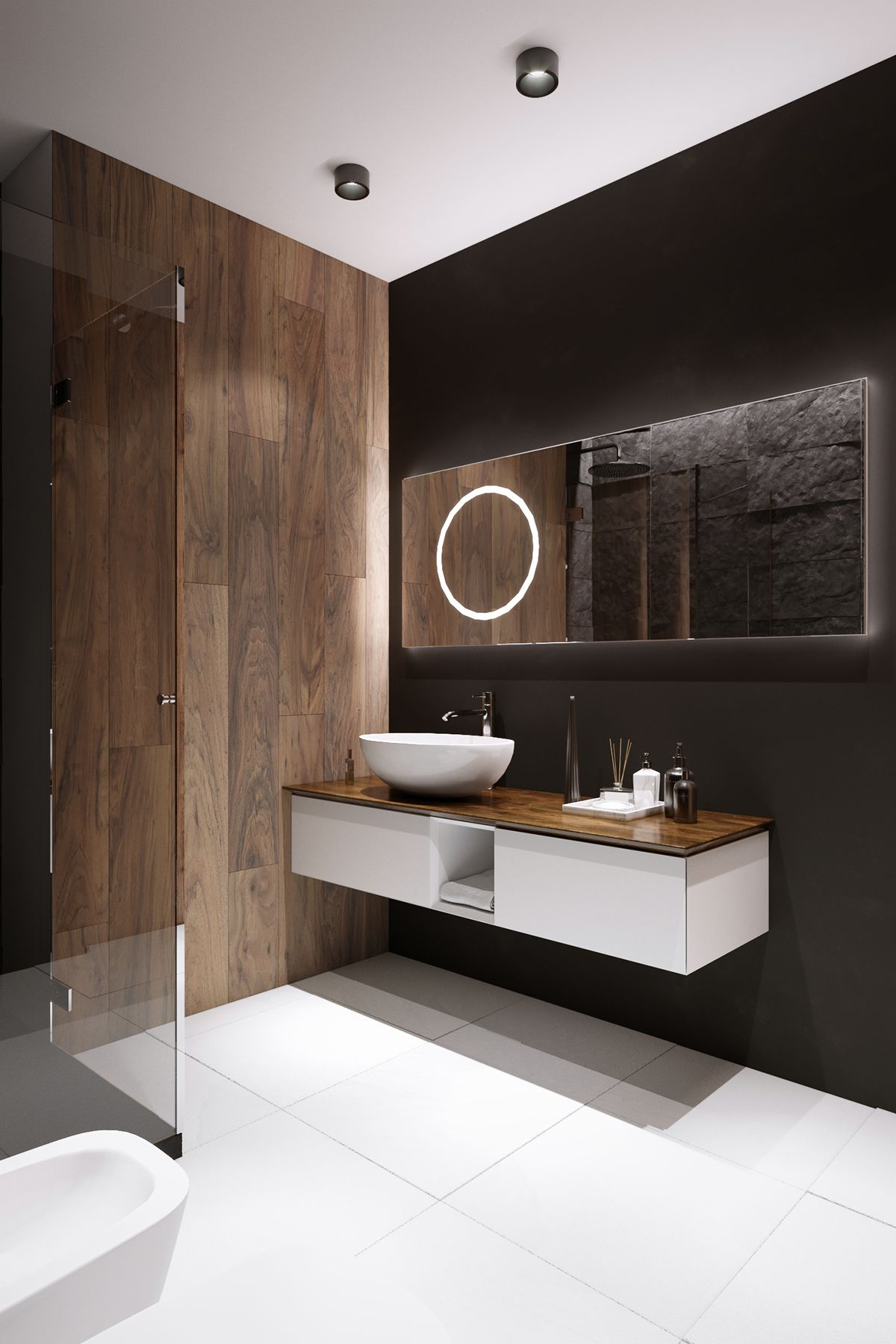 Salle De Bain Humide Sans Fenetre ~ Urban Jungle On Behance 5 House Pinterest Salle De Bains