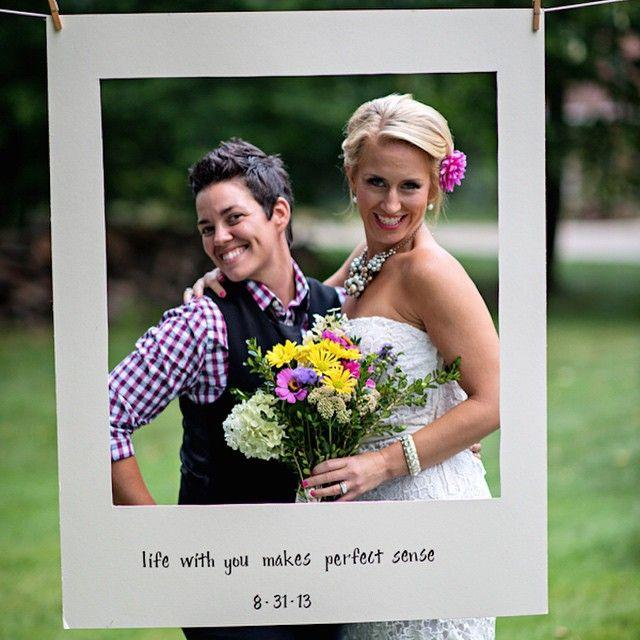 Pin On Real Weddings: Gay, Lesbian, Transgender, Queer