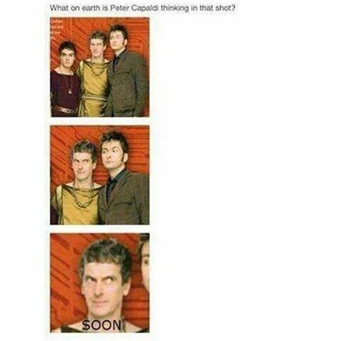 #doctorwho #davidtennant #petercapaldi