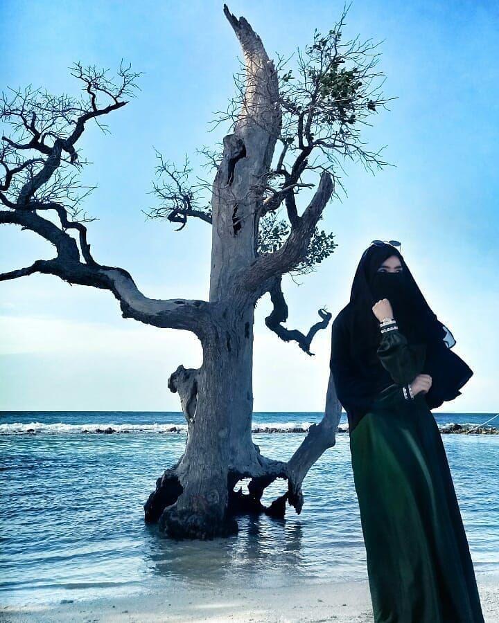 Pin oleh Aisyah di Beautiful Niqabis Fashion Instagram