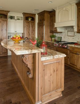 Split Level Island Design Ideas Pictures Remodel And