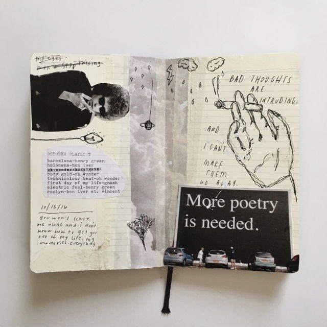 Image result for aesthetic journal journaling for Minimal art journal
