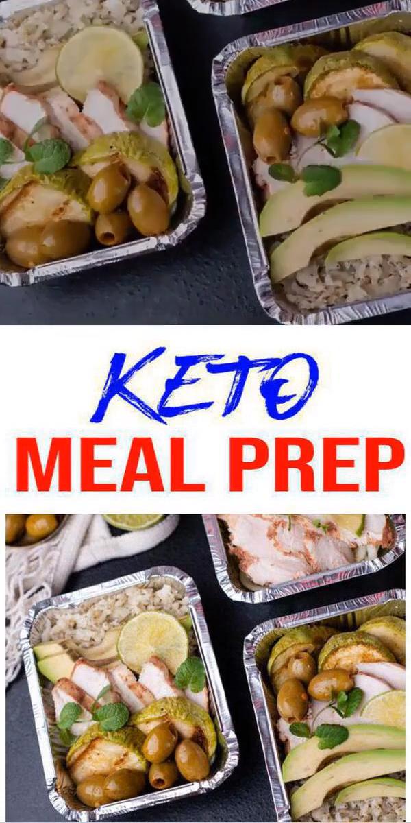 Photo of Keto Meal Prep – Low Carb Mahlzeiten für die Woche – EINFACHES Mittagessen – Abendessen Rezepte – BEST Container Ideen für ketogene Ernährung
