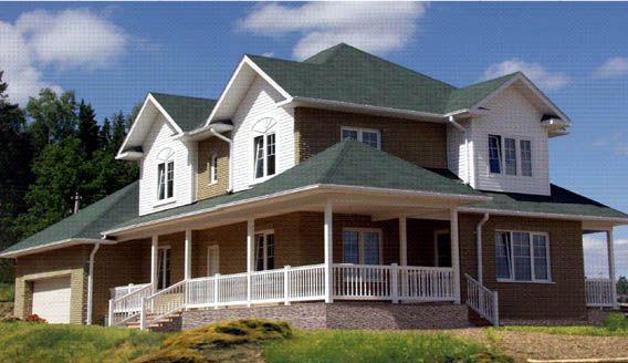 Foto casa de madera modelo provans 217 2 m2 recetas for Modelos de casas prefabricadas americanas