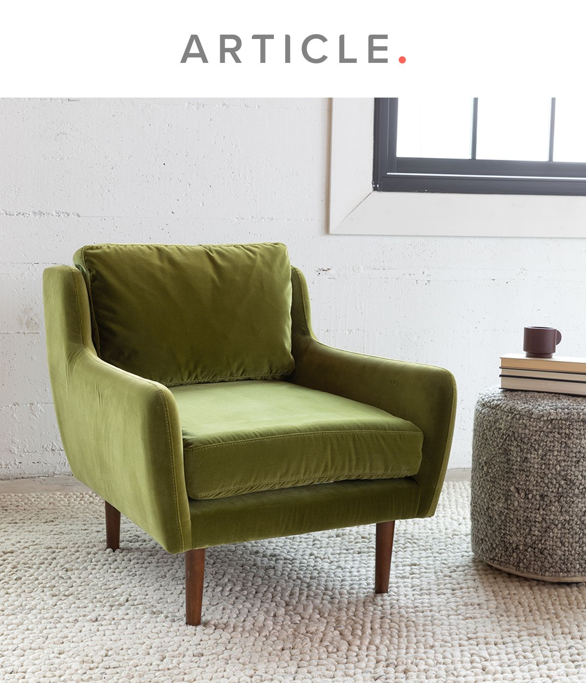 Matrix Olive Green Chair Green Furniture Living Room Green