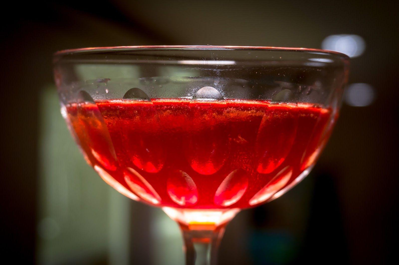 The Sunday Cocktail Cherry Bakewell1 Shot Aged Rum 1 Shot Amaretto 1 Shot Cherry Brandy 1 Bar Spoon Lime Juice 1 Bar Cherry Bakewell Gin Recipes Cherry Brandy
