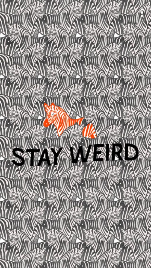 Quotes Love Inspirational Iphone Wallpapers Stay Weird Snapchat Buzzfeed Zebra Art Backgrounds Life Coach