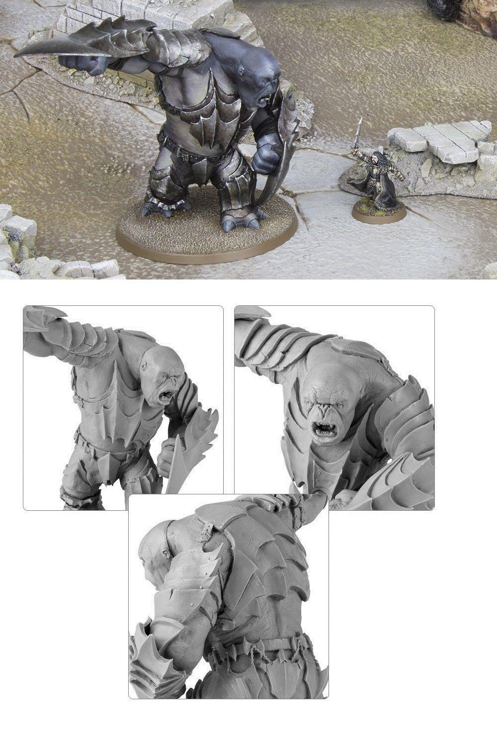 Middle Earth Strategy Battle Game Khazad Guard 1 GW Metal NIB