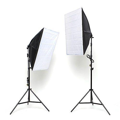Mvpower 2 X 135w Continuous Lighting Kit Soft Box Photogr Https Www Amazon Co Uk Dp B01eaj0see Ref Cm Sw R Softbox Photography Continuous Lighting Softbox