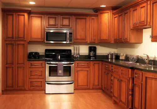 cool Trend Restaining Kitchen Cabinets 29 With Additional Small ...
