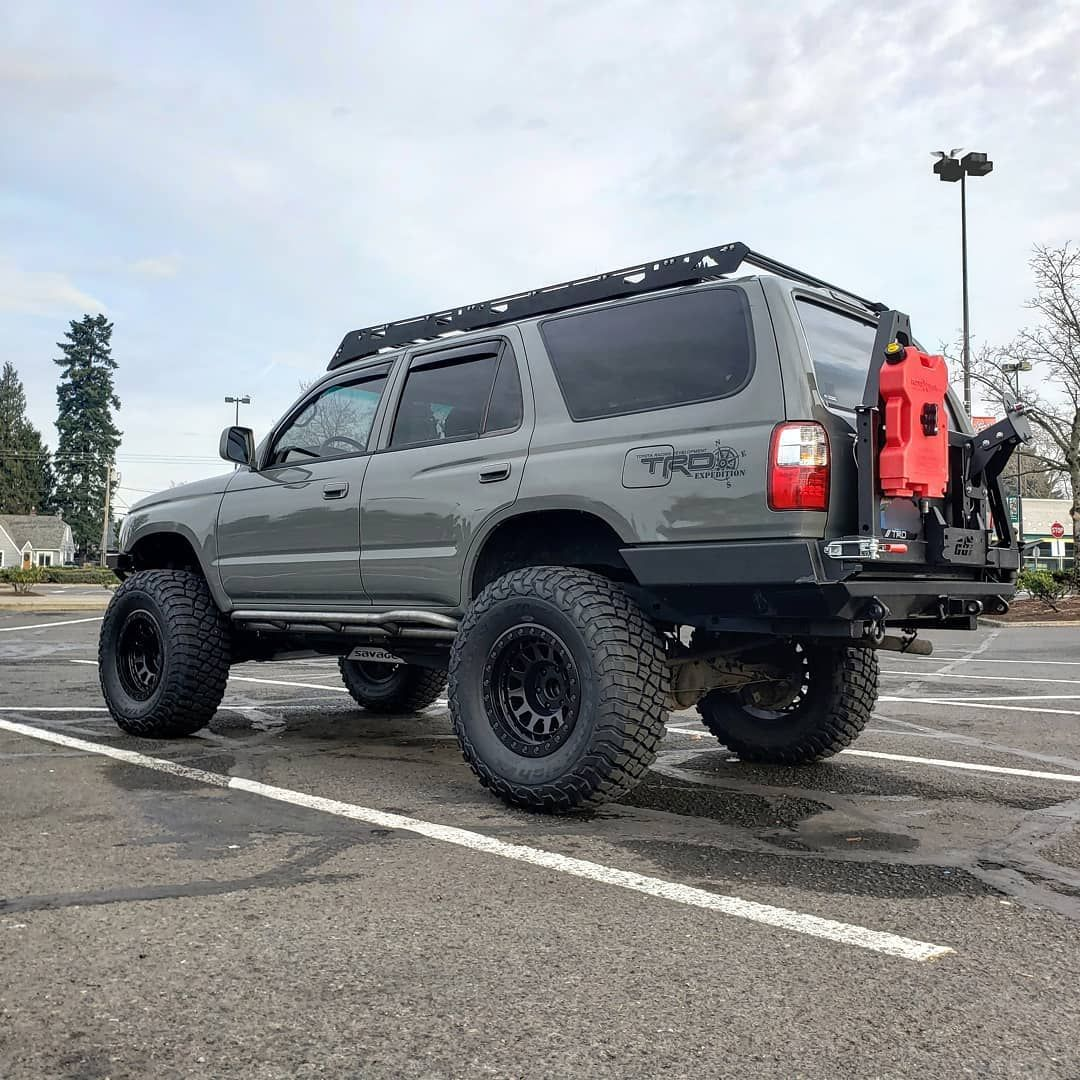 696 Likes 6 Comments Pshhhhevo On Instagram The Fun Begins When The Pavement Ends Trd Offroad Toyo 4runner Toyota 4runner Toyota 4runner Trd