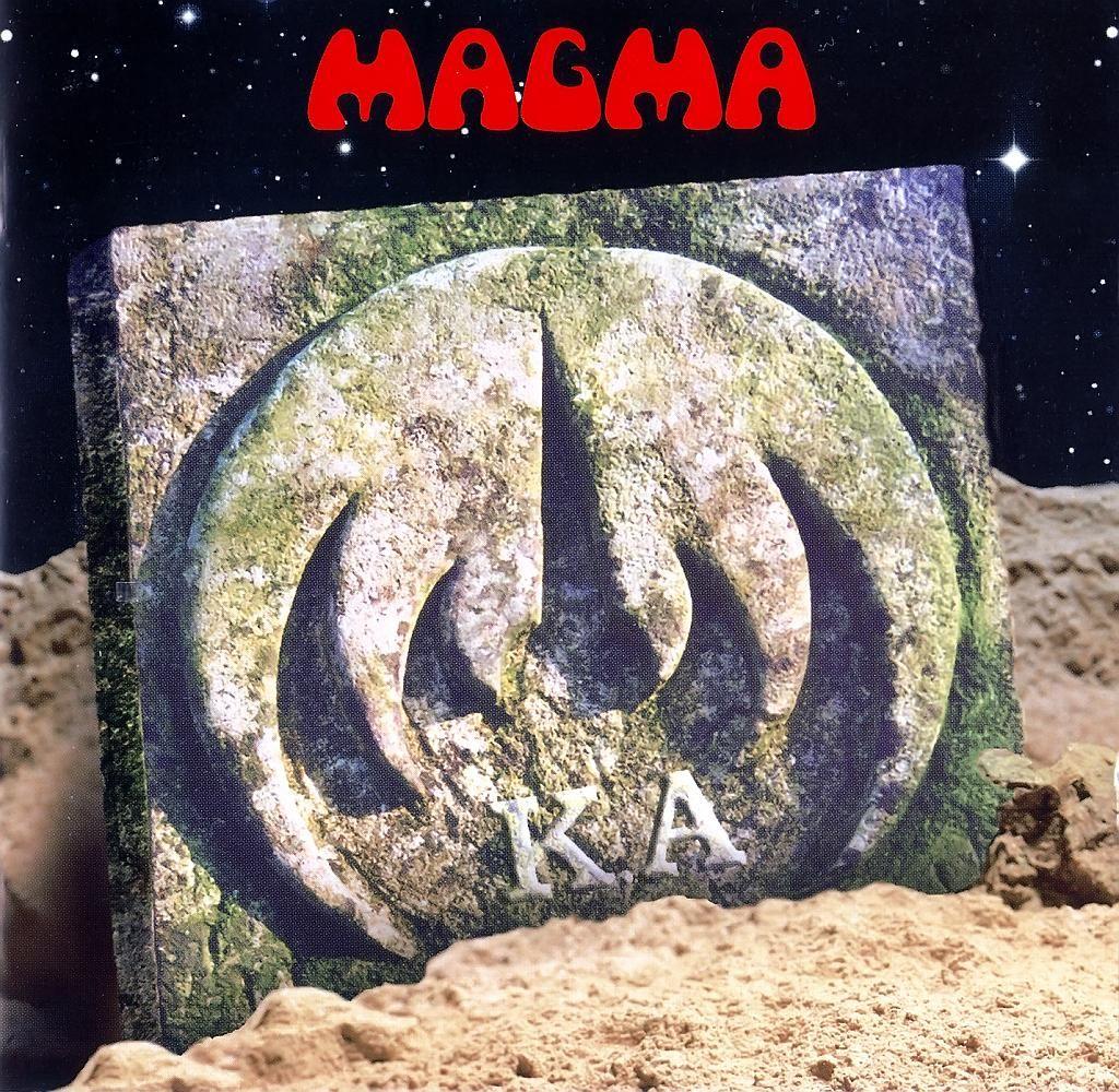 Magma - K.A. [Köhntarkösz Anteria]