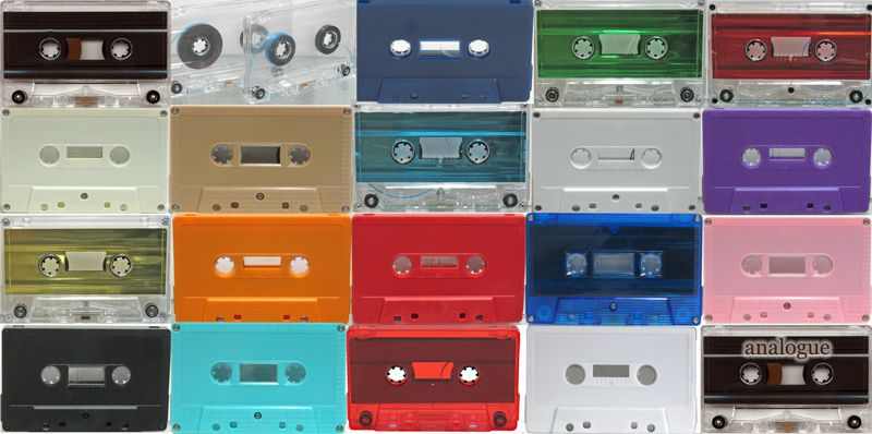 Blank Audio Cassettes And Tape Duplication Audio Cassette Cassette Cassette Tapes