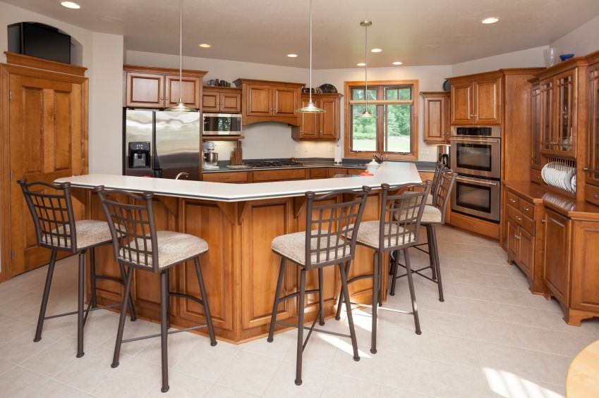 101 u shape kitchen layout ideas photos kitchen kitchen narrow kitchen island u shaped on u kitchen with island id=73910