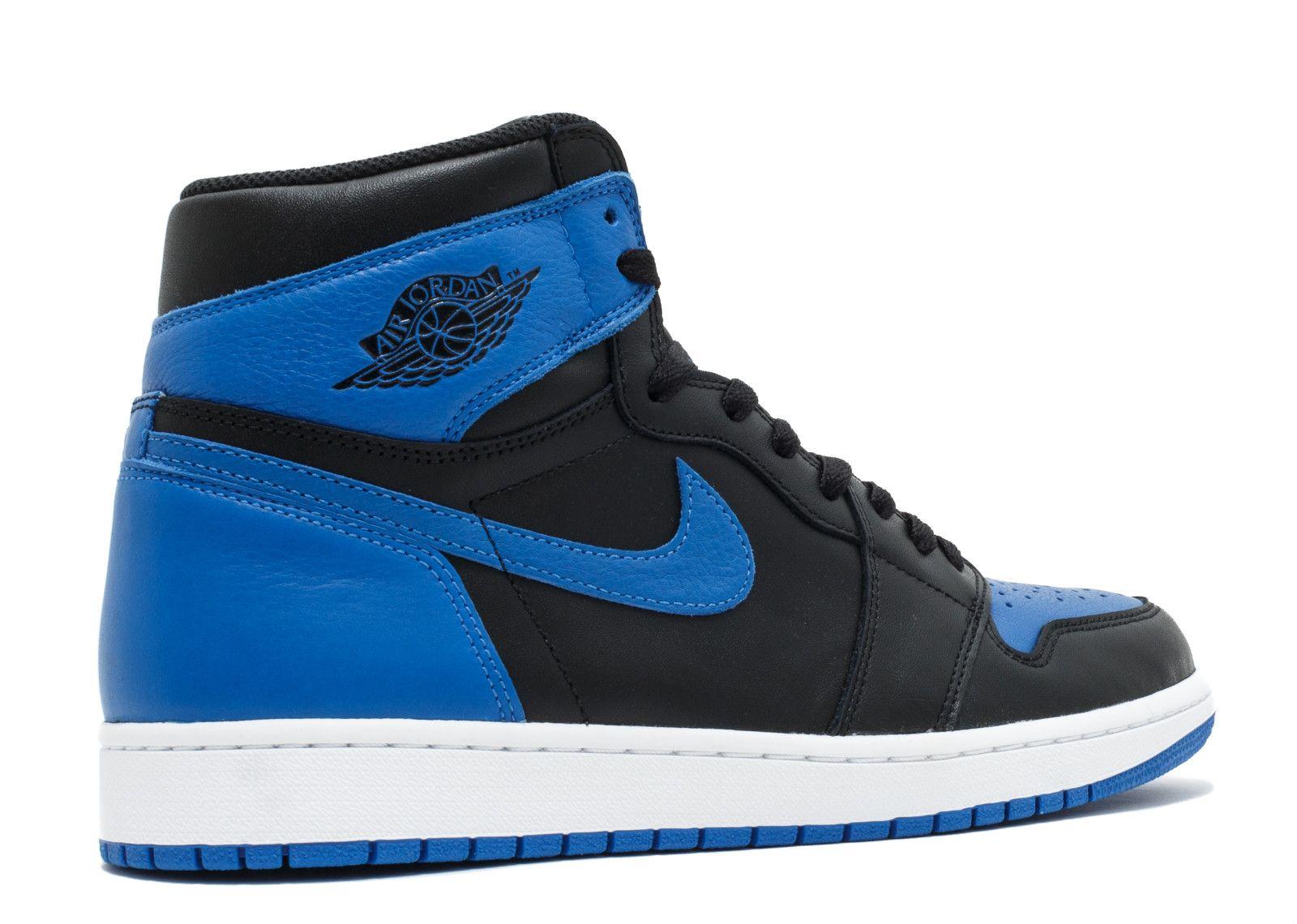 2017 Nike Air Jordan 1 Nike Retro High Og Royal Blue Air Jordan 1 Retro High Og 2017 Release Jordan Shoes Retro Air Jordans Jordan 1 Retro High