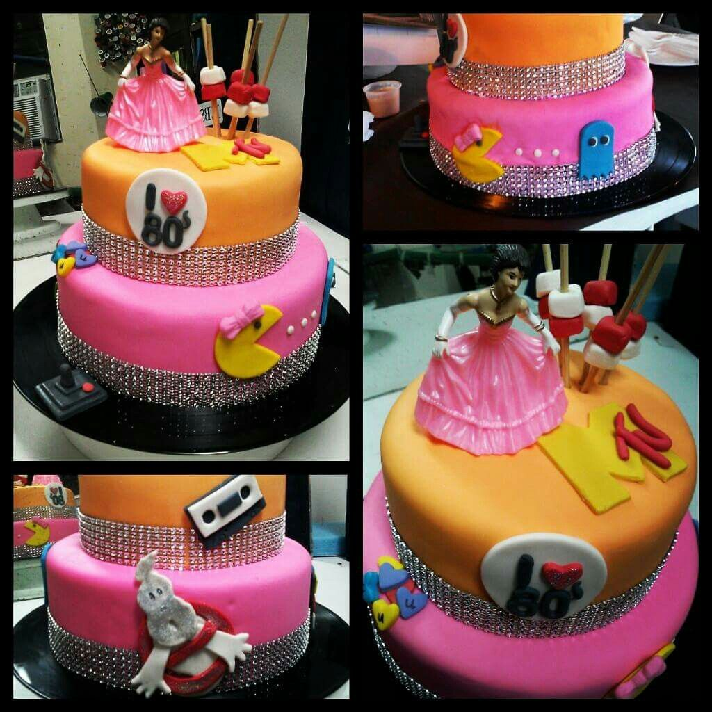 80s cake cake desserts birthday cake