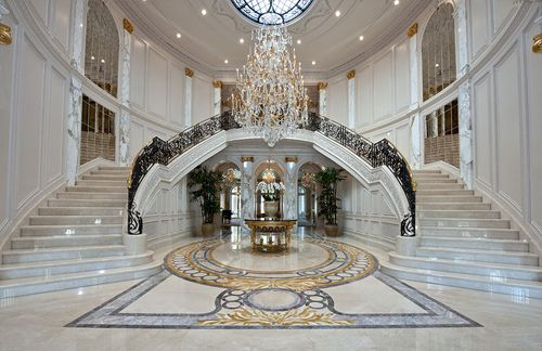 Best Double Grand Staircases Love Luxury Staircase Luxury 640 x 480