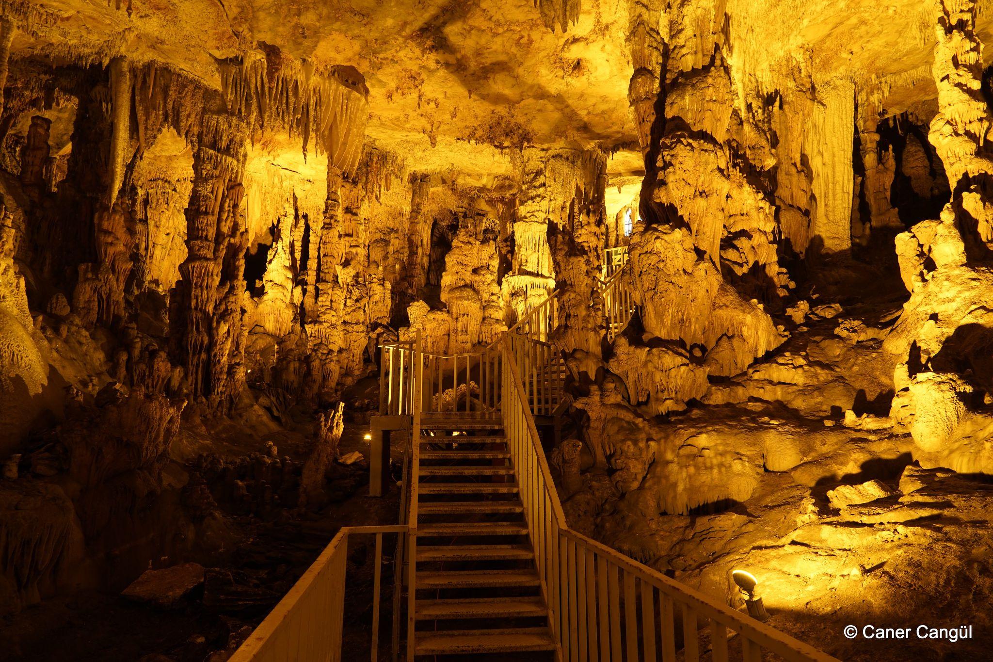 Gilindire / Aynalıgöl Mağarası