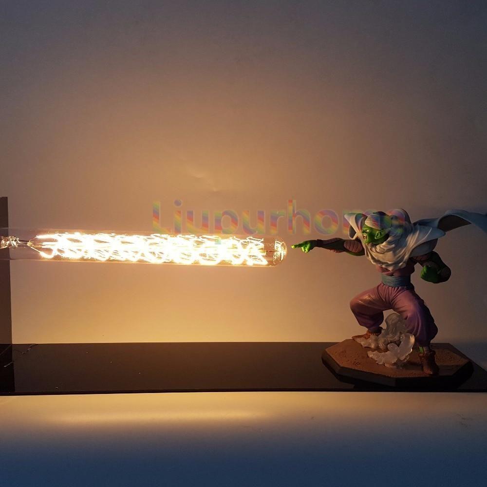 Lampe De Chevet De Piccolo Effectuant Le Celebre Makankosappo Anime Dragon Ball Super Dragon Ball Anime Dragon Ball