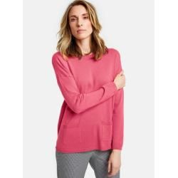 Photo of Pullover mit Wolle Pink Gerry Weber
