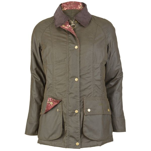 Barbour Ladies Tors wax jacket has been designed with gorgeous finishing touches that's guaranteed to catch people's eye when out on a country walk... Featuring a stunning vintage Tors bird printed lining and a soft suede collar.