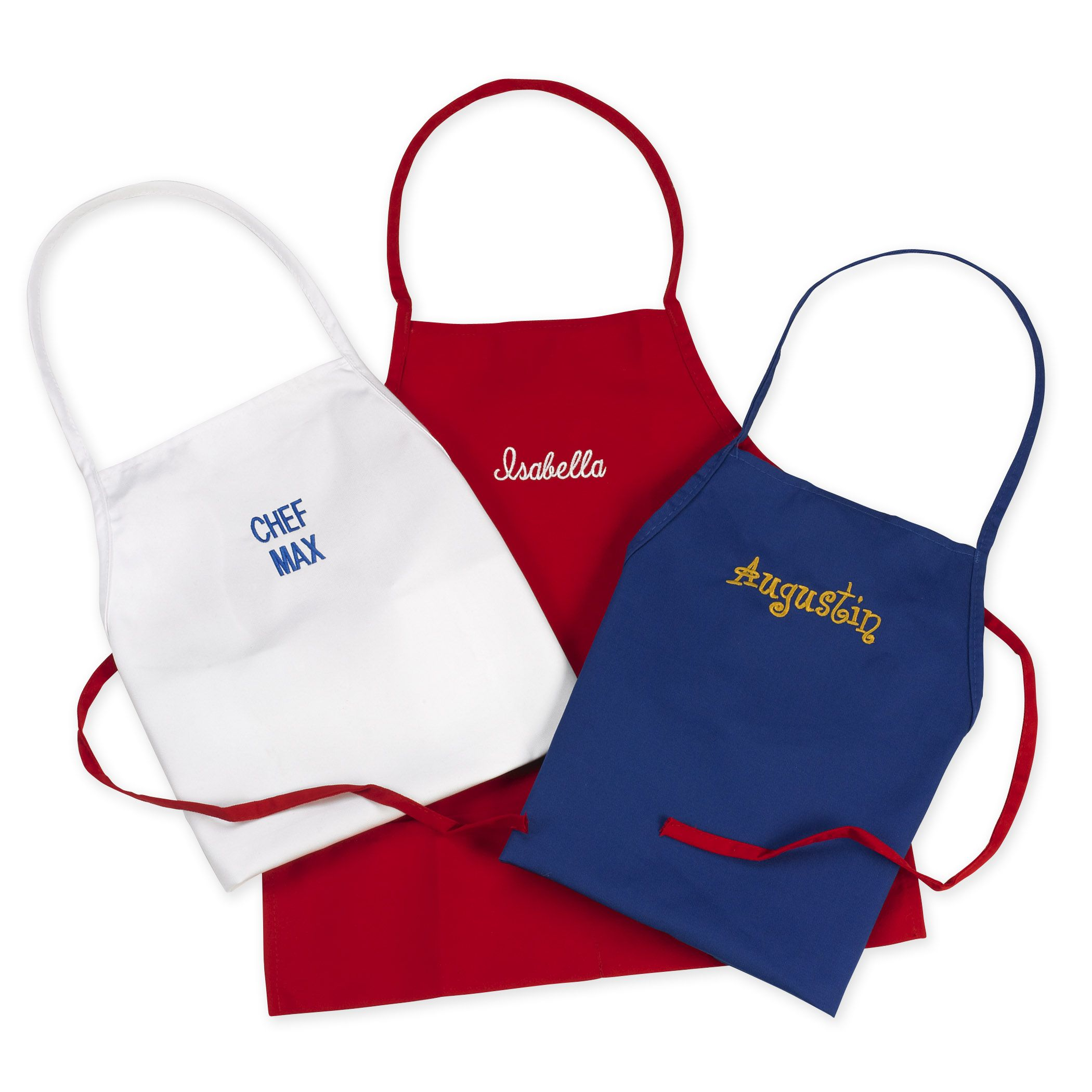 Adult/'s Personalised Professional Cooking Baking Chefs Apron Custom Gift Idea