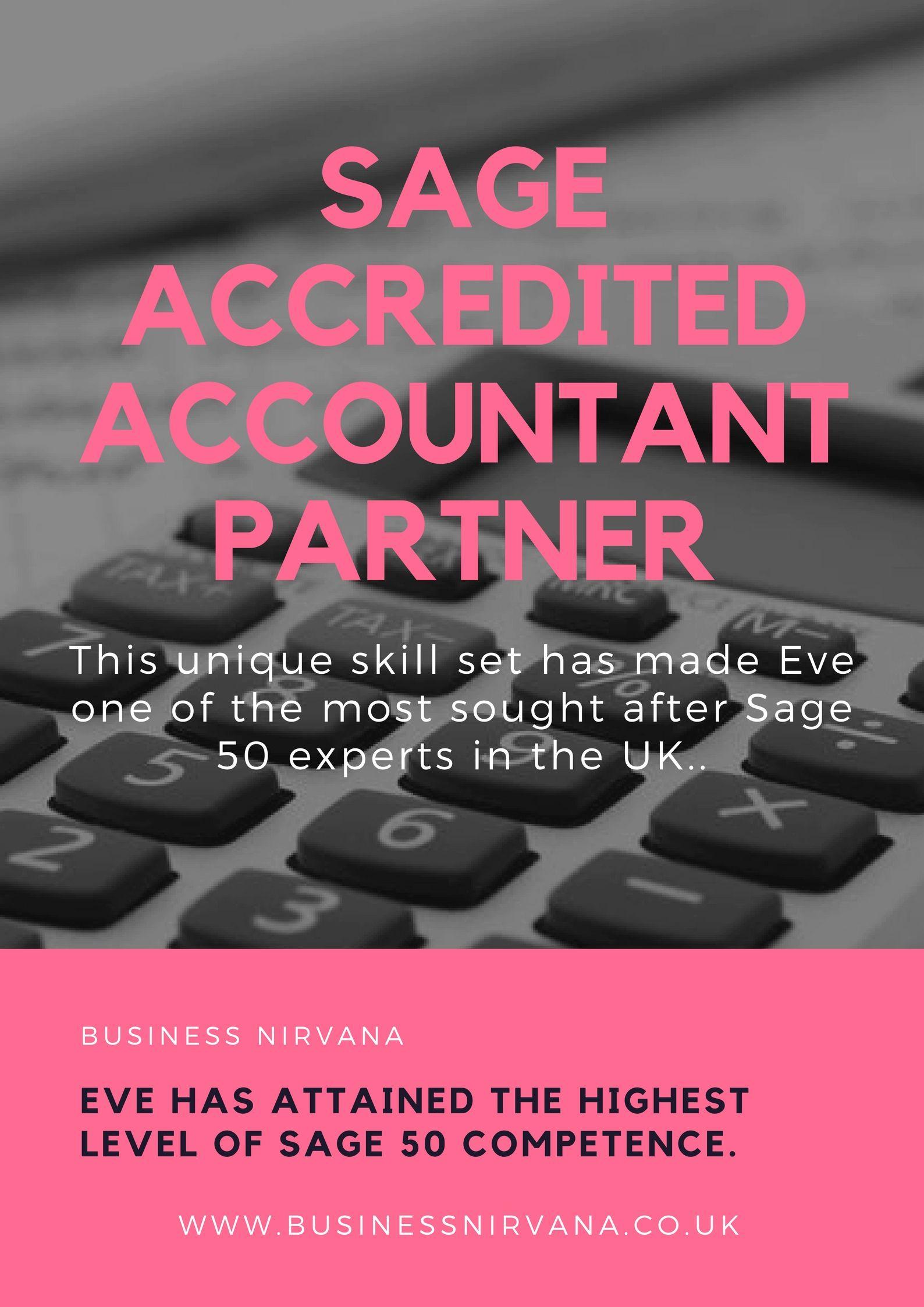 Get Sage 50 Accounting Training At Business Nirvana Sage