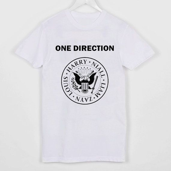 one direction T Shirt by marineyshirtshop on Etsy, $21.50