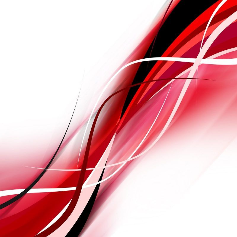 10 Best Red And White Abstract Wallpaper FULL HD 1080p For