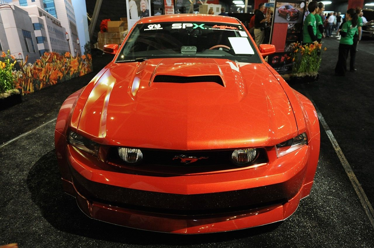 The Sickest Mustang Muscle Cars at: http://hot-cars.org