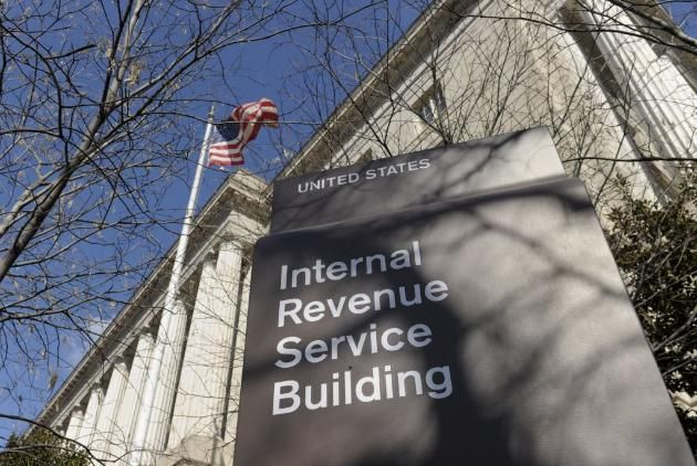 Whatsupic - IRS Credit Cards Used for Wine, Pornography, IG Report Says