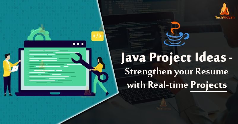 Java is one of the most demanding programming language. With this article, gain practical experience with these project ideas and enhance your skills. #java #programming #projects #skills #developer #technology