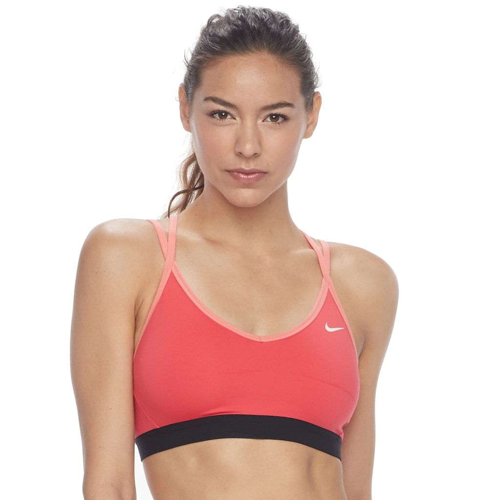 e279b42aba Nike Bras  Favorites Strappy Low-Impact Running Sports Bra 888397 ...
