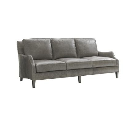 Lexington Oyster Bay Ashton Leather Sofa | Wayfair