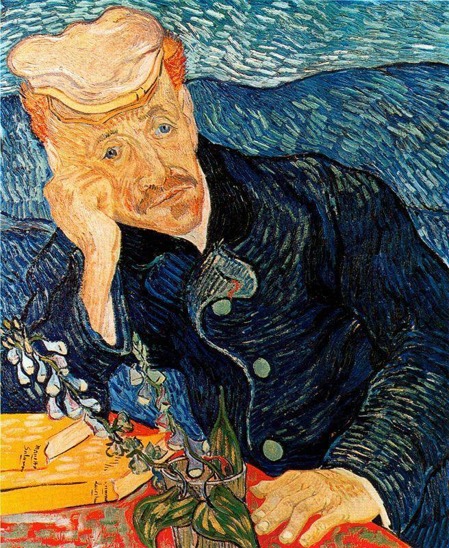 Vincent Van Gogh Pintores Famosos Impresionismo Postimpresionismo Postimpresionismo Arte Pintura Retratos Pintura