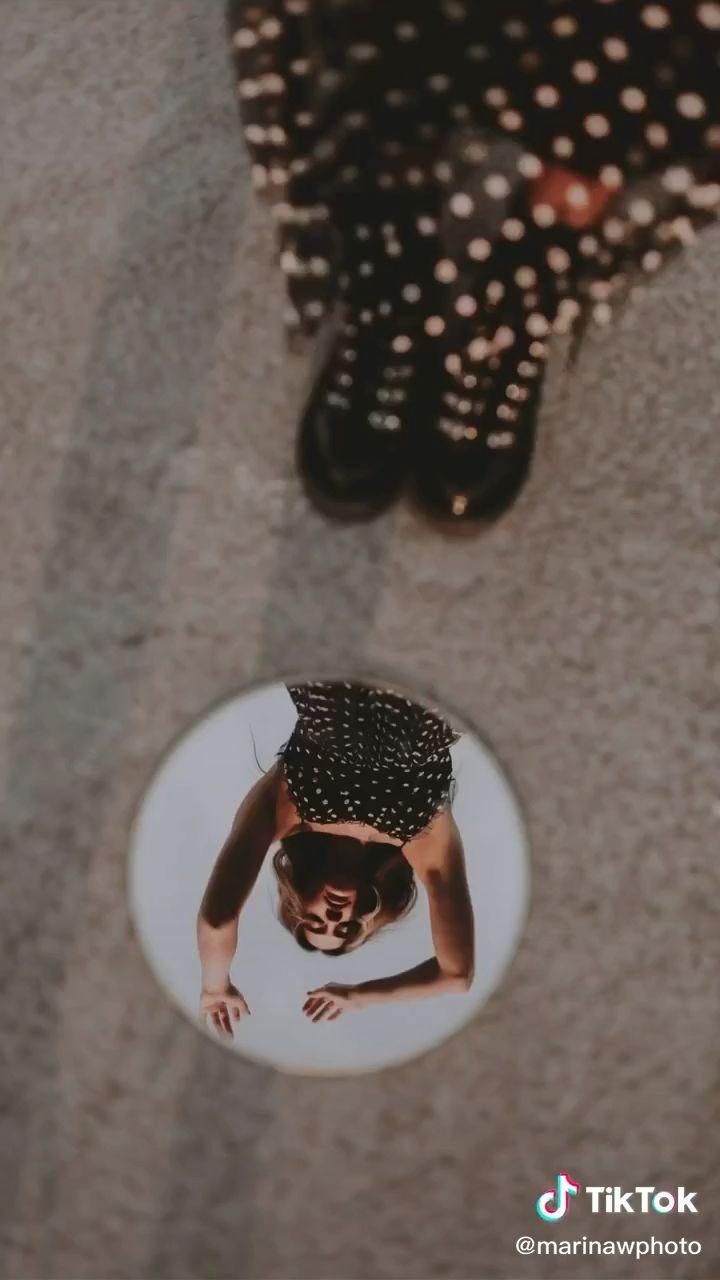 Photo of Mirror prop photoshoot