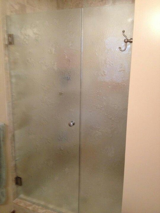 Shower Door And Side Panel In Cape Cod Made By Leeson Glass