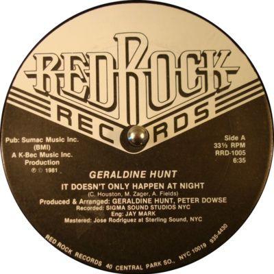 Record Label Design Red Rock Records Label Label