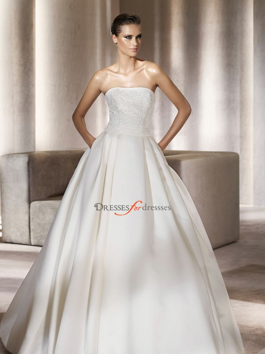 Empire waist ball gowns ball gown silhouette wedding dress with