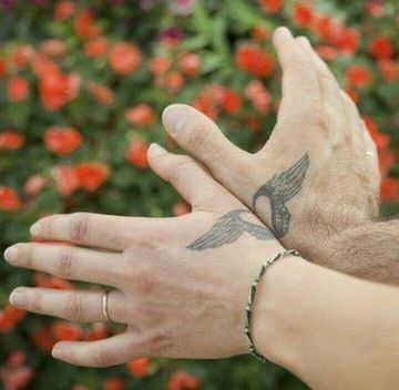Profundos Y Novedosos Tatuajes De Corazones Con Alas Tatoo Pinterest