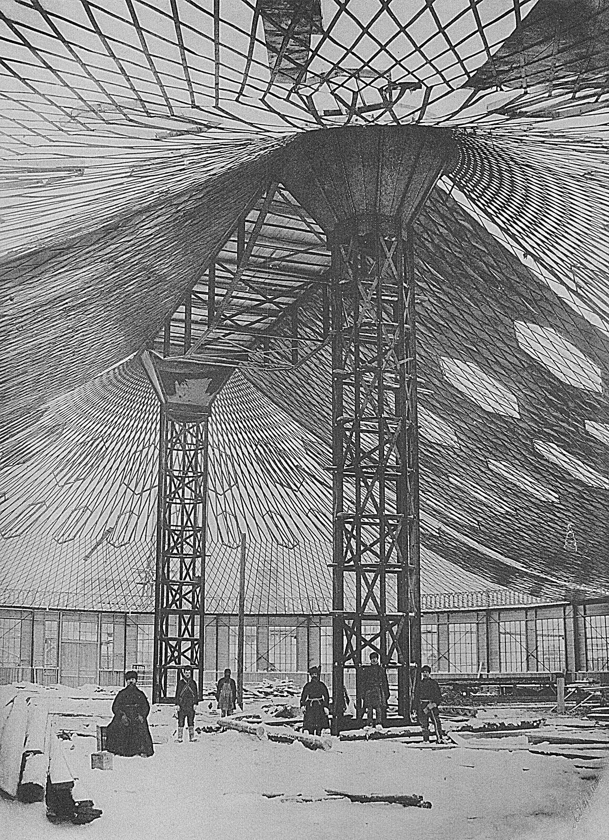 The world's first tensile steel Shell by Vladimir Shukhov